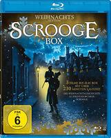 Scrooge NEW Blu-Ray Box set - Charles Dickens - A Christmas Carol - Night Before