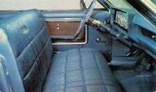 1965 Mercury Park Lane Early Auto Interior Vintage Postcard K84178