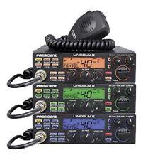 PRESIDENT LINCOLN II+ PLUS AM FM CW SSB 10/12m AMATEUR RADIO