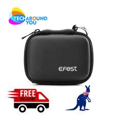 1 x EFEST Zipper case 18650 26650 20700 21700 BATTERY Storage Case holder + Hook