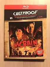 MC BAIN Region Free Blu-Ray English with Multiple subs