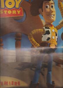 Walt Disney Eyes & Ears Cast Magazine November 16 1995 Toy Story