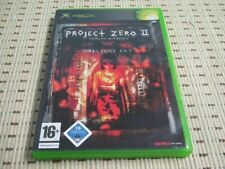 Project Zero II Director´s Cut für XBOX *OVP*