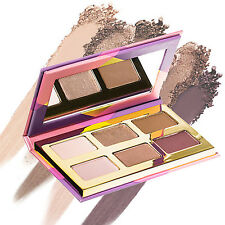 WOW TARTE Palette 6 Color MakeUp Earth Color Eyeshadow Discoloration Cosmetic