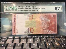 RM10 8th Series PMG67
