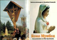 Speckbacher, Novene Rosa Mystica, Marienerscheinung Montichiari-Fontanelle, 1995