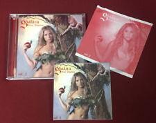 Shakira Oral Fixation Vol.2 2005 Taiwan CD