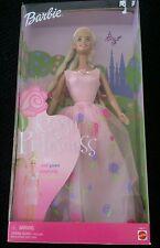 Rose Princess Barbie 2000 56615 NRFB NIB