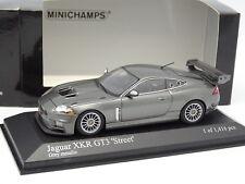 Minichamps 1/43 - Jaguar XKR GT3 Street Grigia