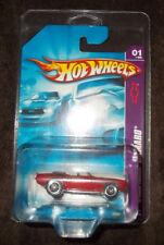 Hot Wheels 2007 '69 Camaro Convertible 01/04 Red MOMC