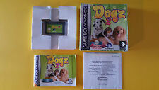 DOGZ 2 / jeu complet Game Boy Advance NINTENDO GBA / FAH EUR