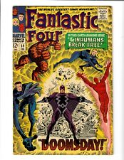 Fantastic Four # 59 (1967) VF/NM OUTSTANDING GRADE! FREE SHIPPING!