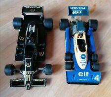 Bburago 1 :14 Formel 1 Tyrrell Six WHEELER & Lotus Renault