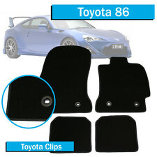 TO FIT: Toyota 86 - (2012-Current) - Tailored Car Floor Mats - Front Set