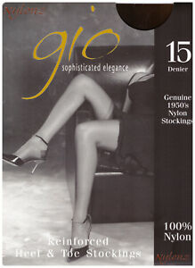 Gio RHT Stockings / Nylons - Size XS * CLEARANCE * Imperfects from NYLONZ