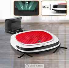 DEEBOT Slim Robotic Vacuum Cleaner--Recharge Floor Sweeper Automatic Charging