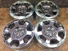 "20"" 20 inch Ford F150 Wheels Rims Chrome OEM Factory Original 4set 4-set 3786"