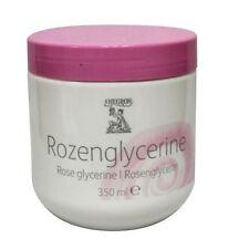 HEGRON Rozen gliceryne glicerine Rose Crema Corporal Loción 350ml