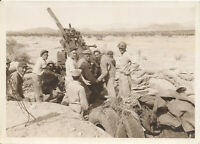 """5x4/"""" Photo a German Aircraft Downed by US Gunners 1918 France World War 1"""