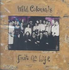 WILD COLONIALS - FRUIT OF LIFE NEW CD