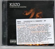 (GM134) Kazo, Cocktails and Canapes - 2014 CD
