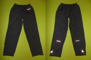 Windproof Waterproof Rain Pants ALTURA (L) PERFECT !!! Trousers CYCLING BLACK