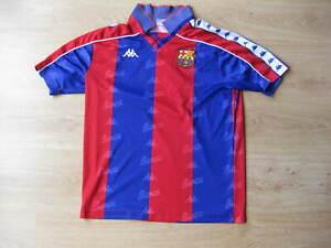 Vintage Kappa Barcelona football shirt 1995