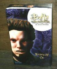 "Sideshow Werewolf Oz Exclusive Buffy The Vampire 12"" Tv Figure New Sealed Seth"