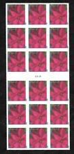 Scott 4821 (46 Cent) Forever Poinsettia Booklet Pane Of 18 Mnh Free Shipping
