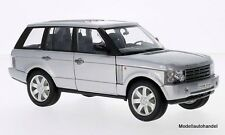 Land Rover Range Rover silber 2003 - 1:24 WELLY