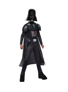 Star Wars Darth Vader Child Halloween Costume Size Large 12-14