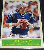2009 Upper Deck Tom Brady #112 Football Card