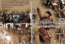 DVD LIVORNO-LAZIO 2004-2005    (IRR.CURVA NORD,12,ULTRAS LAZIO,SS LAZIO 1900,BN)