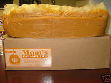 Mom's Caramel Dip 5Lb Block Great at Home