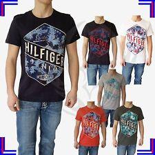 Tommy Hilfiger Herren-T-Shirts aus Baumwolle