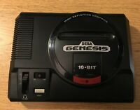Sega Genesis Model 1 High Definition Graphics Non TMSS Region Free Console Only