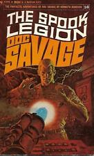 DOC SAVAGE #16, The Spook Legion by Kenneth Robeson