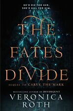 The Fates Divide: Carve the Mark - Book 2  by Veronica Roth (2018)