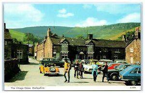 Postcard The Village Edale Derbyshire