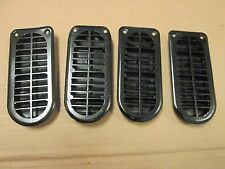 73 74 75 76 77 Malibu, El Camino, Monte Carlo, Regal, Cutlass Door Jamb Louvers