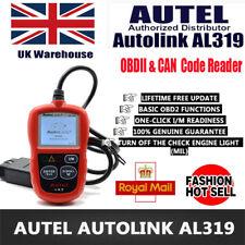 Autel AutoLink AL319 OBDII EOBD Car Diagnostic Scanner Auto Car Reader Updatable