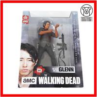 Glenn The Walking Dead Deluxe Action Figure 10 Inch AMC TV Series McFarlane Toys