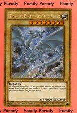 Dragon Blanc aux Yeux Bleus MVP1-FRGV4 Carte YuGiOh Gold Secret Rare neuve