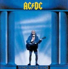 AC/DC - Who Made Who [New CD] Argentina - Import