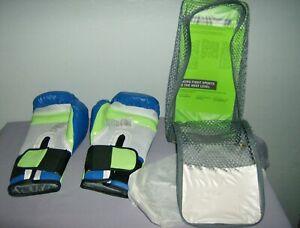 Everlast Pro Style Elite Training Gloves &  MMA  Cp: 4 Grappling Gloves 4oz
