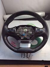 2016 Peugeot 308 Black Leather Steering Wheel MultiFunction