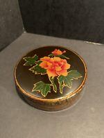 Vintage Jewelry Trinket Box