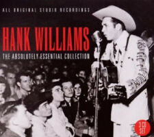 Hank Williams : The Absolutely Essential Collection CD 3 discs (2009) ***NEW***