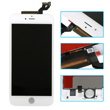for iPhone 6s Plus White LCD Touch Screen Digitizer Display Gold Button Camera