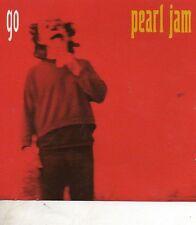 PEARL JAM 1993 CD Australian one track CD PROMO - GO